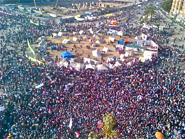 Tahrir early Friday
