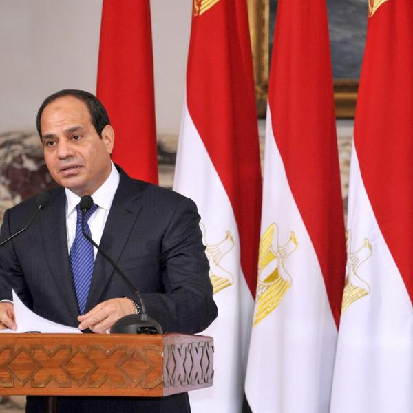 Sisi after power outage