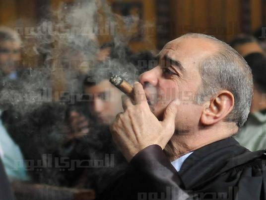 Muabark's lawyer