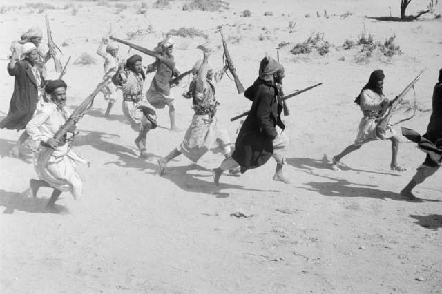 Civil War In Yemen In 1962