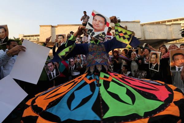 Mubarak birthday