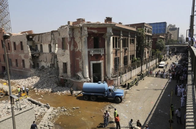 Italian consulate bombing