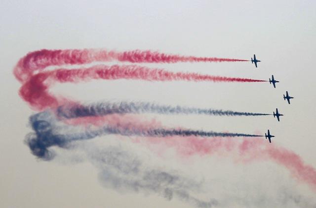 F16 in Cairo