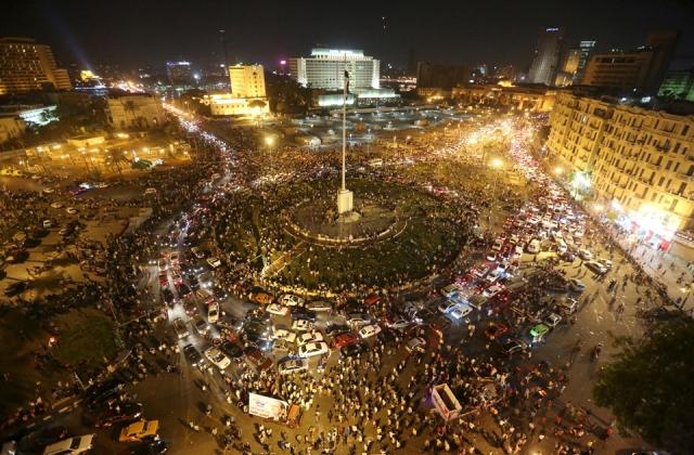 Tahrir Canal