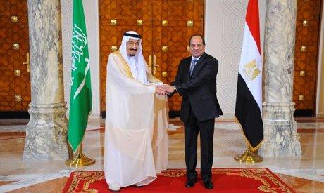 Salman in Cairo
