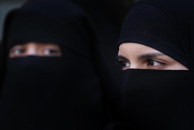 Niqab photo
