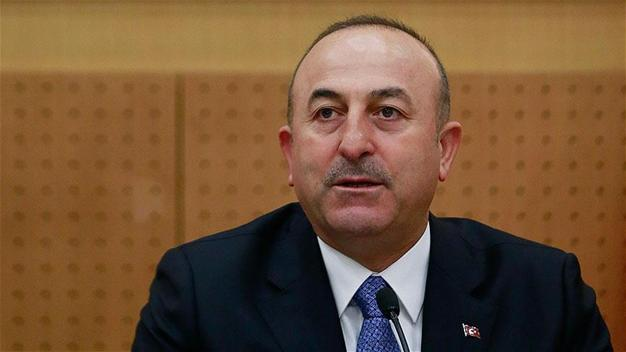 Turkish Foreign Minister Mevlüt Çavuşoğlu is seen in this file photo. : AA Photo
