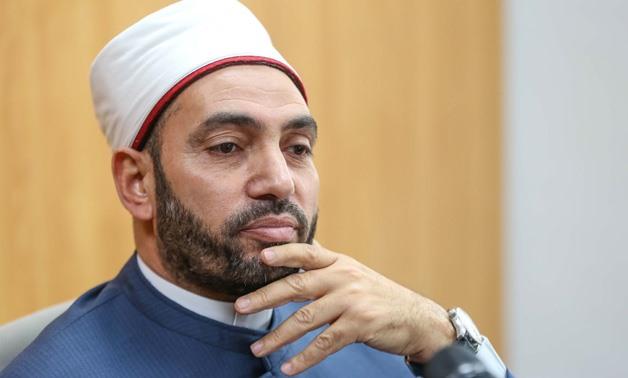 Scholar Salem Abdel Galil