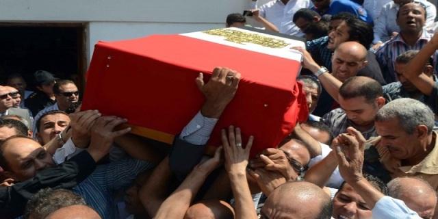 funeral of policemen