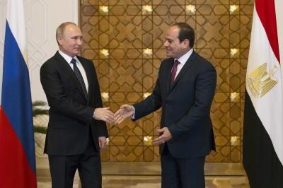 Putin and Sisi