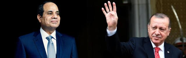 Erdogan versus Sisi