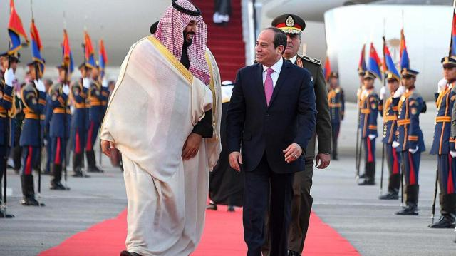 Sisi and MBS