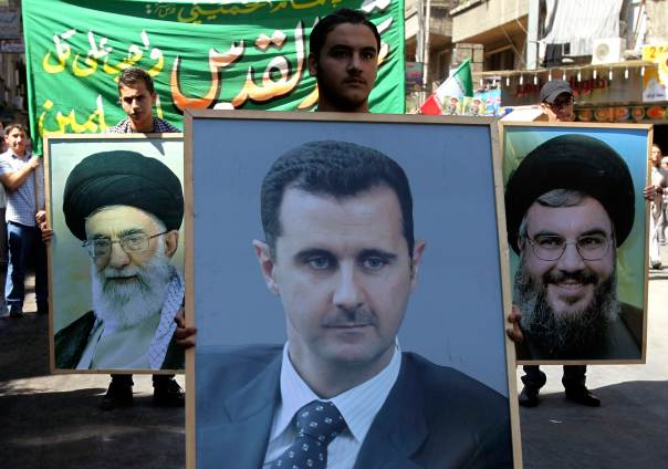 Assad and Khameini