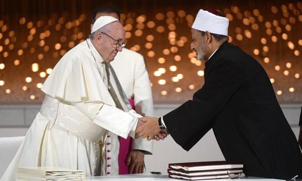 Pope:Azhar