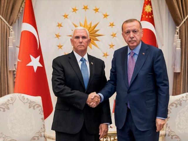 Pence Erdogan