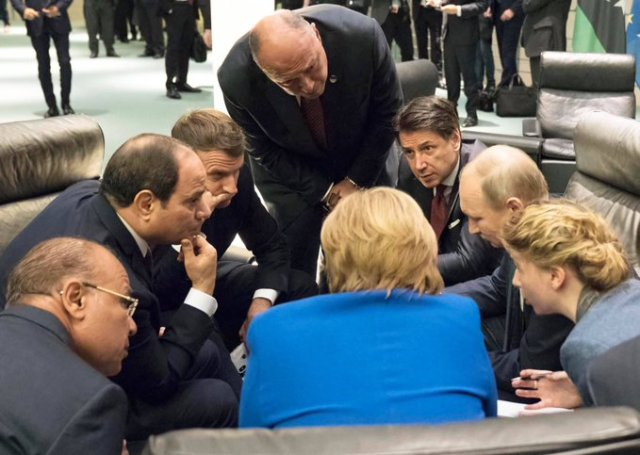 Berlin summit 2