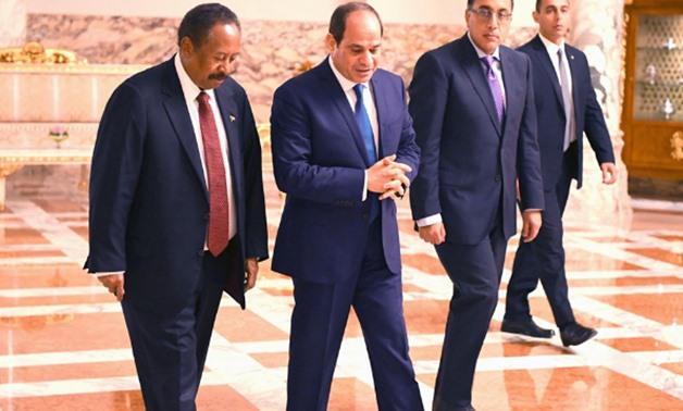 Sudan Egypt